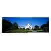 iCanvas Panoramic Jackson Square, New Orleans, Louisiana Photographic Print on Canvas