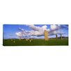 iCanvas Panoramic Stones of Stenness, Orkney Islands, Scotland, United Kingdom Photographic Print on Canvas