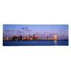 iCanvas Panoramic Sunset San Diego, California Photographic Print on Canvas