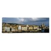 iCanvas Panoramic Grossmunster Cathedral, Zurich, Switzerland Photographic Print on Canvas