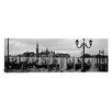 iCanvas Panoramic Church of San Giorgio Maggiore, Venice, Italy Photographic Print on Canvas
