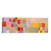iCanvas Panoramic 'Flora on the Sand' by Paul Klee Graphic Art on Canvas