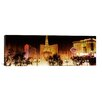 iCanvas Panoramic The Strip, Las Vegas, Nevada Photographic Print on Canvas