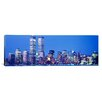 iCanvas Panoramic Evening, Lower Manhattan, New York City, New York State Photographic Print on Canvas