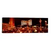 iCanvas Panoramic The Mirage, Las Vegas, Nevada Photographic Print on Canvas
