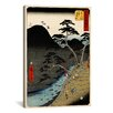 iCanvas 'Hakone' by Utagawa Hiroshige Painting Print on Canvas