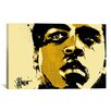 iCanvas 'Eyes of the World' by Muhammad Ali Painting Print on Canvas