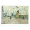 iCanvas 'Impasse des Deux Freres' by Vincent van Gogh Painting Print on Canvas