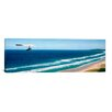 iCanvas Panoramic 'Hang Glider Over the Sea' Photographic Print on Canvas