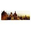 iCanvas Panoramic 'Indonesia, Java, Borobudur Temple' Photographic Print on Canvas