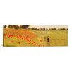 iCanvas 'Field of Poppies' by Claude Monet Painting Print on Canvas