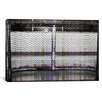iCanvas Canada Hockey Goal Gate Photographic Print on Canvas