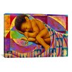 iCanvas 'In His Hands' by Keith Mallett Graphic Art on Canvas