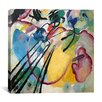 "iCanvas ""Improvisation 26 (Rowing)"" Canvas Wall Art by Wassily Kandinsky Prints"