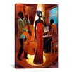 iCanvas In a Sentimental Mood by Keith Mallett Painting Print on Canvas