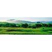 iCanvas Panoramic Farmland Southland, New Zealand Photographic Print on Canvas