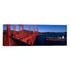 iCanvas Panoramic 'Golden Gate Bridge and San Francisco Bay, San Francisco, California' Photographic Print on Canvas