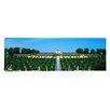 iCanvas Panoramic 'Sanssouci Palace, Brandenburg, Germany' Photographic Print on Canvas