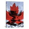 iCanvas Canada Hockey, Stanley Cup #3 Graphic Art on Canvas