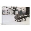 iCanvas 'Inn at Brandywine' by William Breedon Photographic Print on Canvas