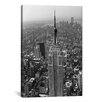 "iCanvas ""Empire State Building (New York City)"" by Christopher Bliss Photographic Print on Canvas"