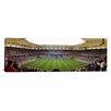 iCanvas Panoramic Stadium to Watch a Soccer Match, Hamburg, Germany Photographic Print on Canvas