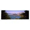iCanvas Panoramic Bay Bridge, Treasure Island, Oakland, San Francisco, California Photographic Print on Canvas
