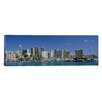 iCanvas Panoramic Honolulu Hawaii Photographic Print on Canvas