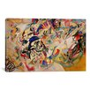 "iCanvas ""Composition VII"" by Wassily Kandinsky Painting Print on Canvas"