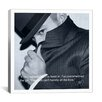 iCanvas Justin Timberlake Quote Canvas Wall Art
