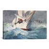 iCanvas 'Diamond Shoal 1905' by Winslow Homer Painting Print on Canvas