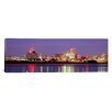 iCanvas Panoramic Dusk Memphis, Tennessee Photographic Print on Canvas