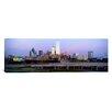 iCanvas Panoramic Dallas Texas Photographic Print on Canvas