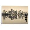 iCanvas Panoramic 'Boston, Massachusetts' Photographic Print on Canvas