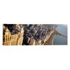 iCanvas Panoramic Highway along a Lake, Lake Shore Drive, Chicago, Illinois Photographic Print on Canvas