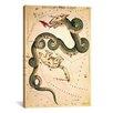 iCanvas 'Egon Schiele Draco and Ursa Minor' by Sidney Hall Graphic Art on Canvas