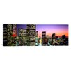 iCanvas Panoramic 'Downtown Los Angeles California' Photographic Print on Canvas