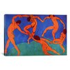 iCanvas 'Dance (II)' 1910 by Henri Matisse Graphic Art on Canvas