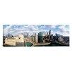 iCanvas Panoramic 'Cityscape Chicago Illinois' Photographic Print on Canvas