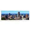 iCanvas Panoramic 'Portland, Oregon' Photographic Print on Canvas