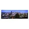iCanvas Panoramic Downtown Skyline Cincinnati, Ohio Photographic Print on Canvas