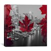 iCanvas Downtown Vancouver, Canada #2 Graphic Art on Canvas