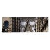 iCanvas Panoramic Close-up of a Cathedral, Seville Cathedral, Seville, Spain Photographic Print on Canvas