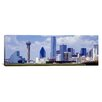 iCanvas Panoramic Dallas, Texas Photographic Print on Canvas