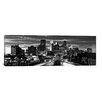 iCanvas Panoramic 'Minneapolis Skyline Cityscape (Evening)' Photographic Print on Canvas