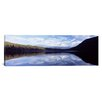 iCanvas Panoramic Mt Hood viewed from Lost Lake, Mt. Hood National Forest, Oregon Photographic Print on Canvas