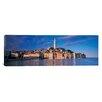 iCanvas Panoramic City on the Waterfront, Rovinj, Croatia Photographic Print on Canvas