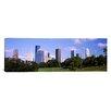 iCanvas Panoramic Downtown Skylines Houston, Texas Photographic Print on Canvas