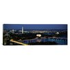 iCanvas Panoramic High Angle View of a City Washington DC Photographic Print on Canvas
