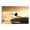 iCanvas Discovery's Final Flight Photographic Print on Canvas
